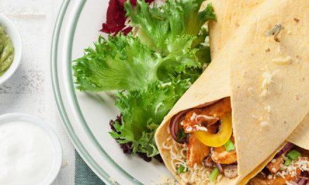 ¿Cómo hacer fajitas de pollo y verduras? ¡Receta fácil y sabrosa!