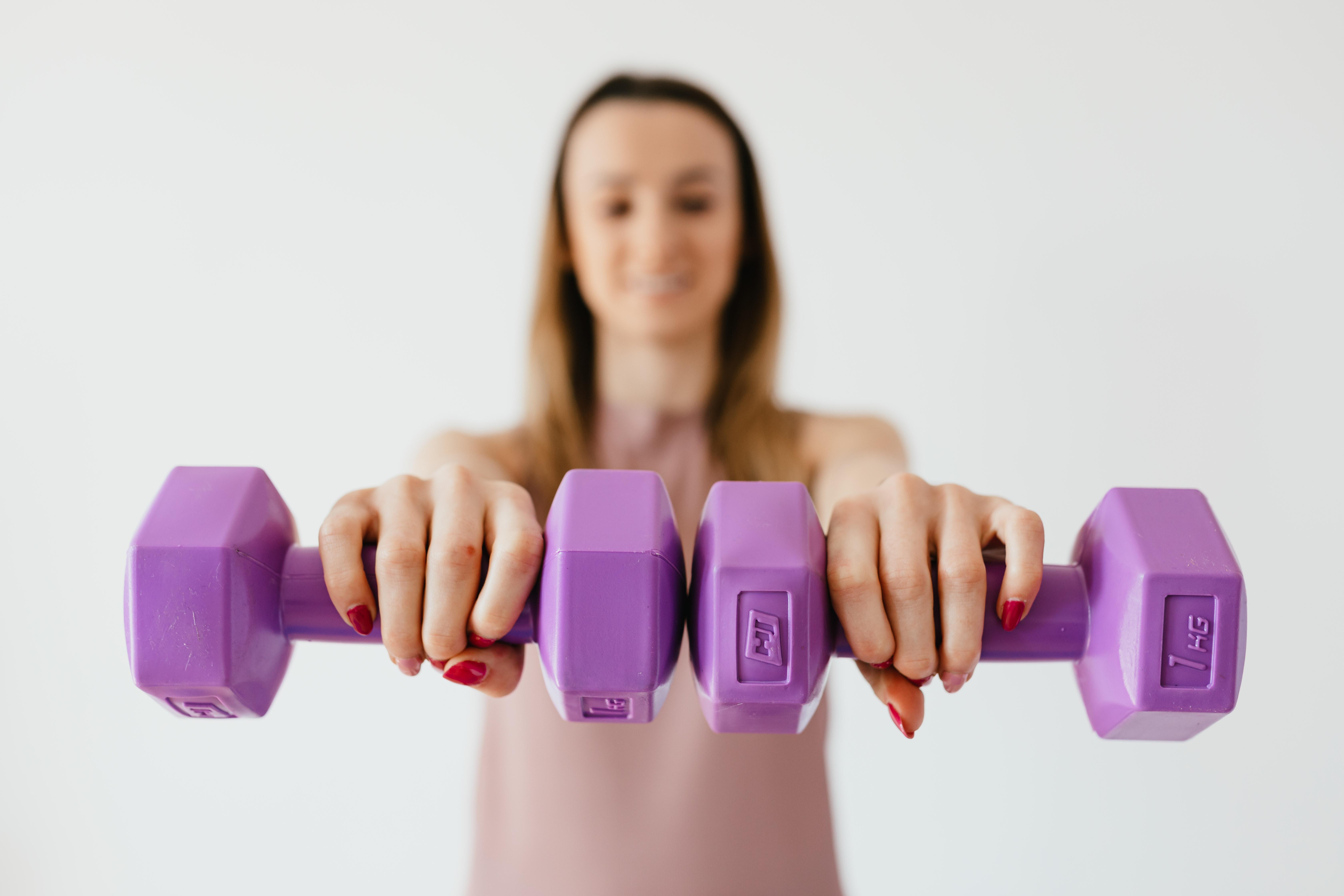 Los 4 Mejores ejercicios de bíceps con mancuernas