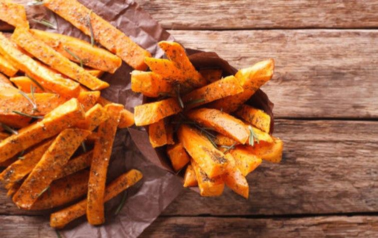 ¿Cómo hacer Chips de Boniato al Horno 100% sanas?