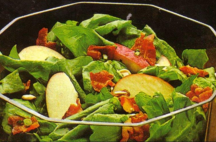 ¿Cómo hacer una ensalada de Espinacas Frescas súper nutritiva?